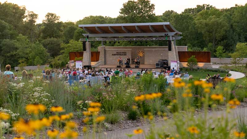 Canceled: Camp GBBG: Music & Nature in Harmony @ Green Bay Botanical Garden  | Green Bay | Wisconsin | United States