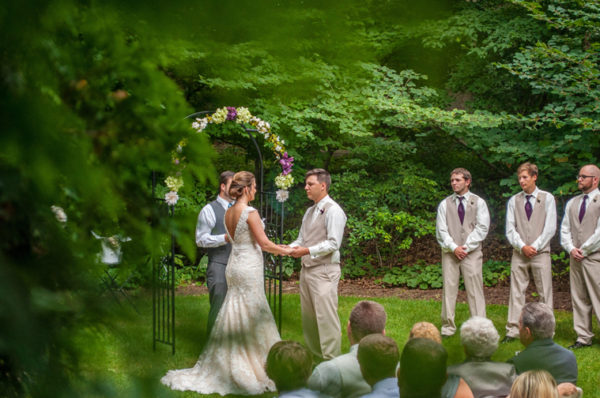 Green Bay Botanical Garden Weddings Receptions