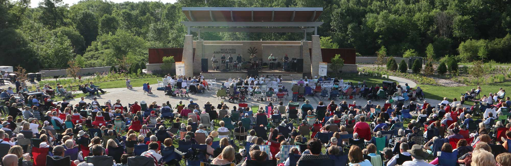Les Stumpf Ford Grand Concert Series Lineup Announced