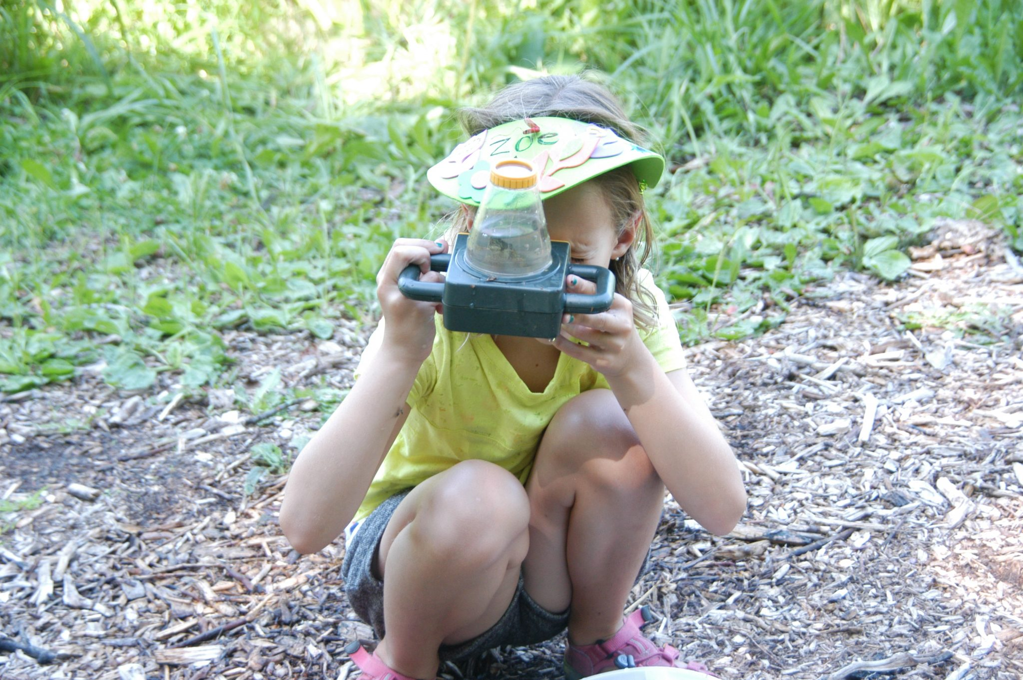 Weeklong Camp: Outdoor Adventures - Session 1 (Ages 6-9) @ Green Bay Botanical Garden  | Green Bay | Wisconsin | United States