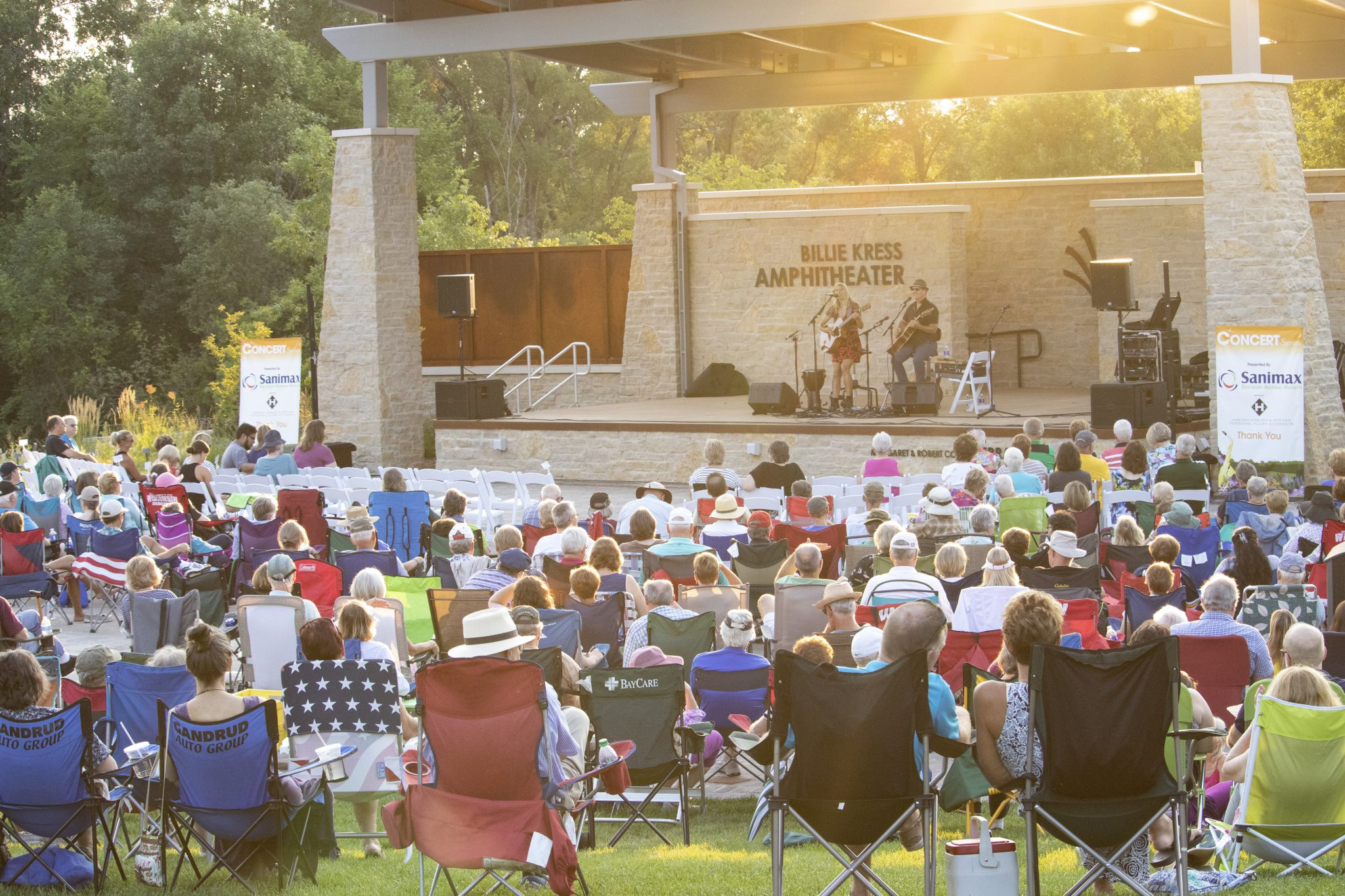Sanimax Concert Series: Kyle Megna & The Monsoons @ Green Bay Botanical Garden  | Green Bay | Wisconsin | United States