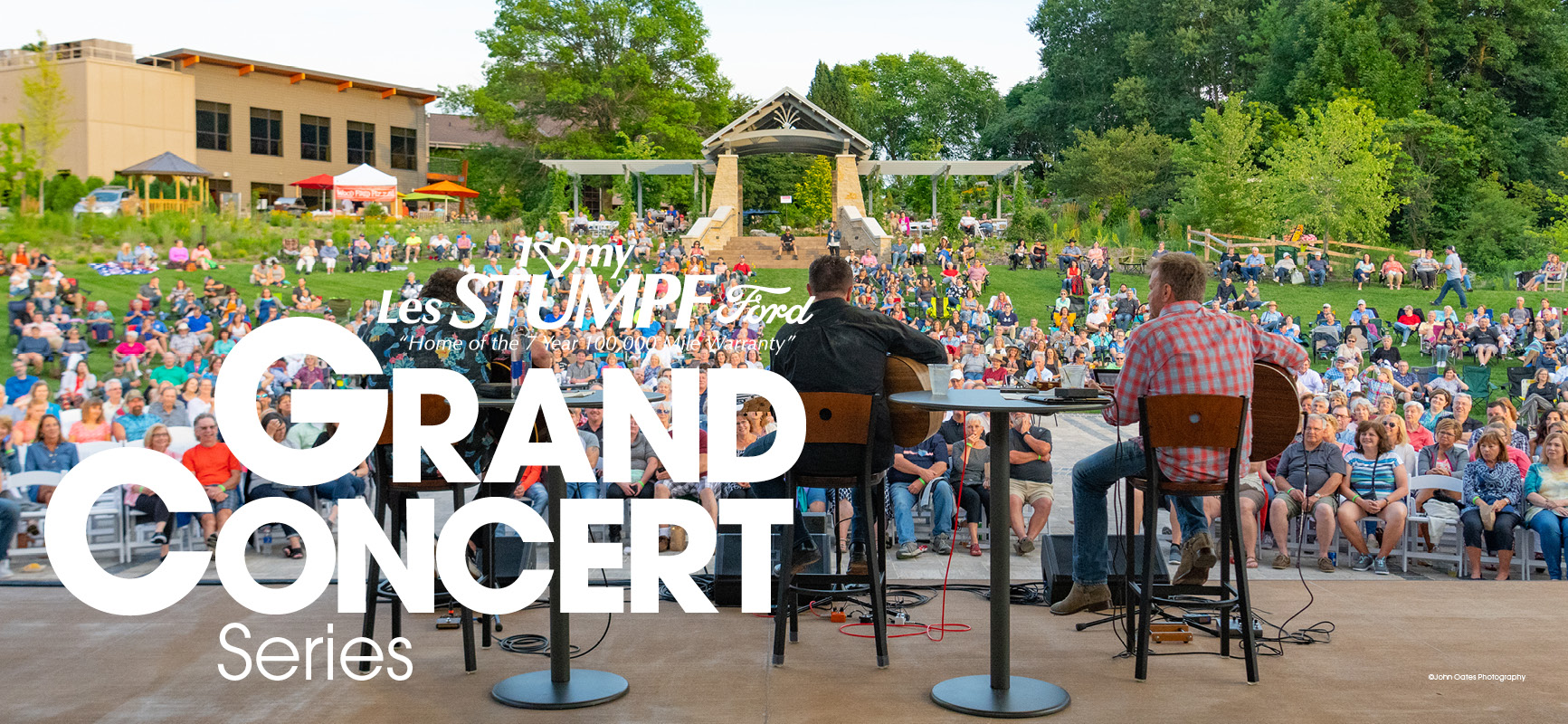 les stumpf ford grand concert series