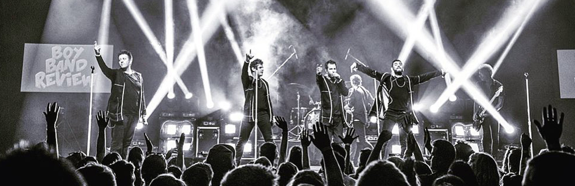 '90s Boy Band Tribute on Saturday, July 27