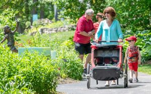 Grandparent's Day @ Green Bay Botanical Garden  | Green Bay | Wisconsin | United States