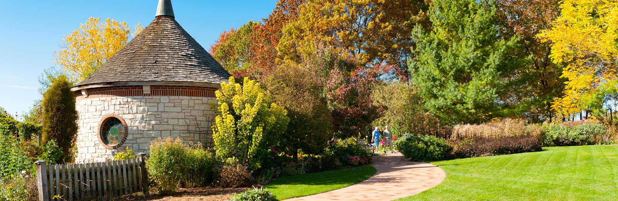 Enjoy a walk through the Garden with live classical music
