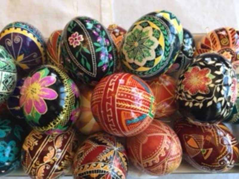 CANCELED: Creating Pysanky Eggs @ Green Bay Botanical Garden