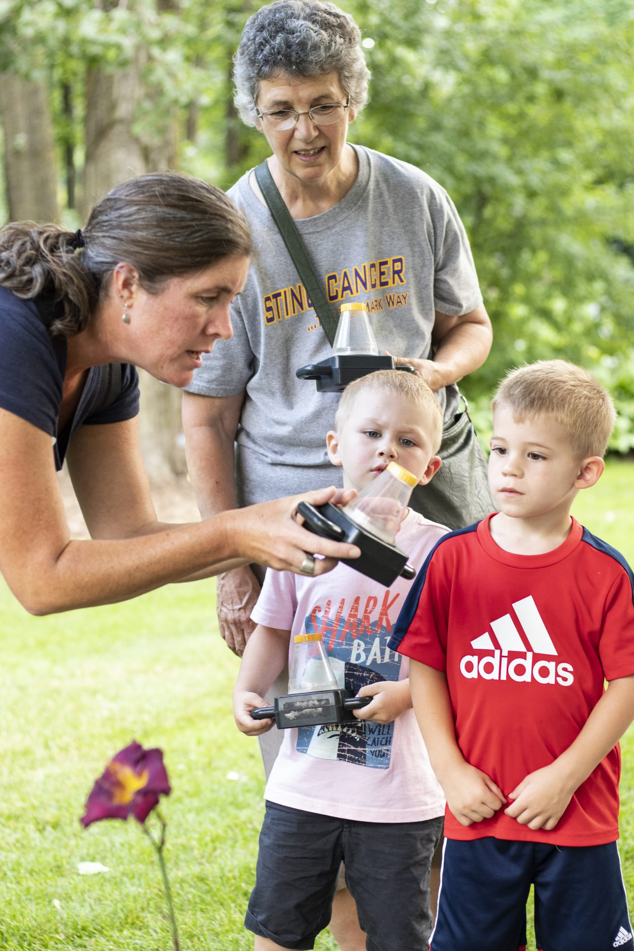 Camp Series: Budding Buddies (Ages 3-5) @ Green Bay Botanical Garden  | Green Bay | Wisconsin | United States