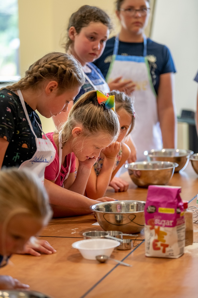 FULL: Weeklong Camp: Kitchen Chemistry - Session 1 (Ages 6-9) @ Green Bay Botanical Garden  | Green Bay | Wisconsin | United States