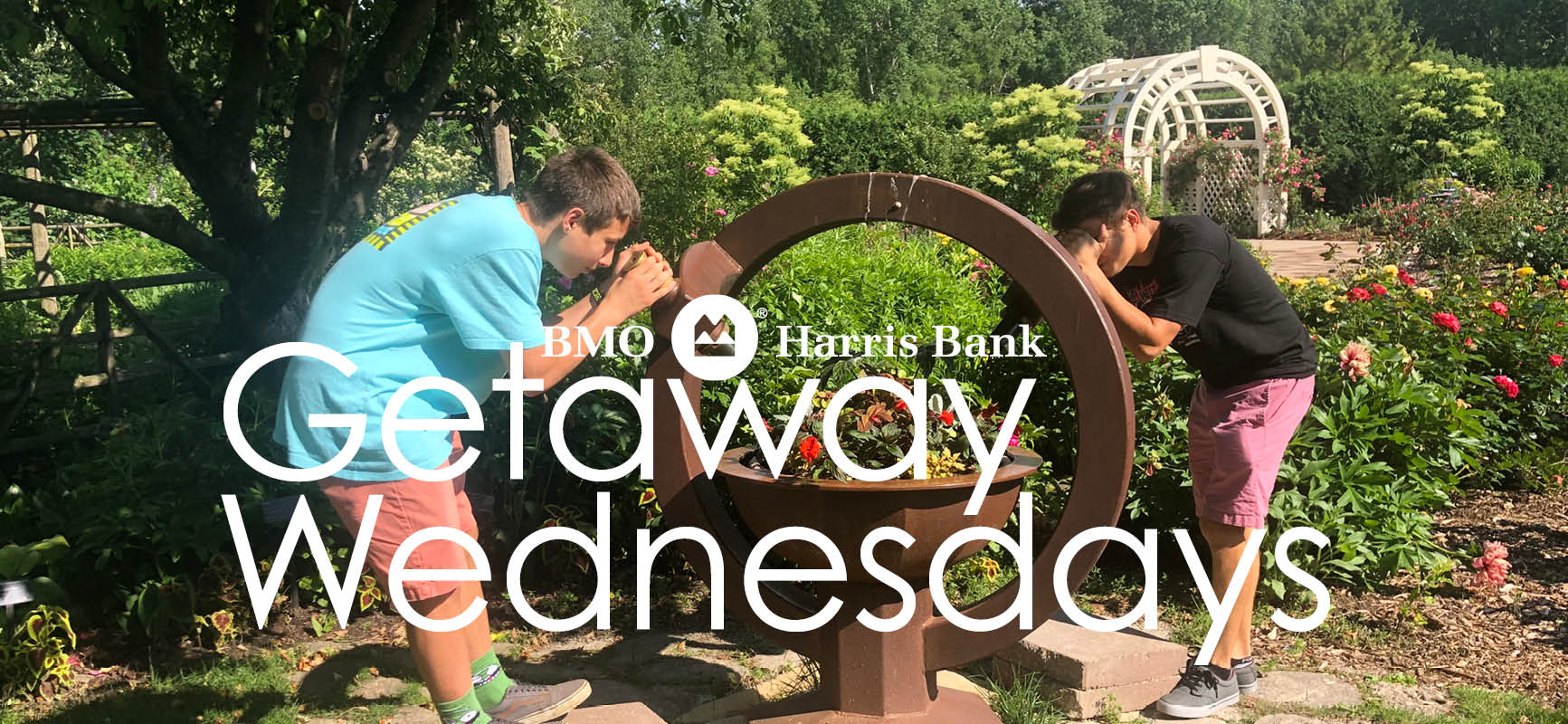 BMO Harris Bank Getaway Wednesdays